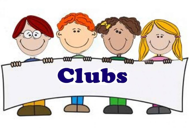 Image result for clubs at school